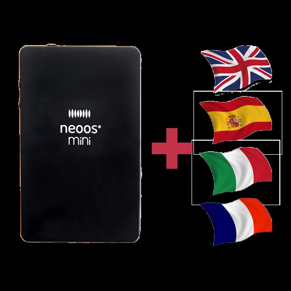 neoos® mini inklusive Sprachkurs