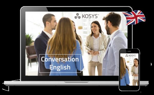 English Conversation Training (digitales Produkt)