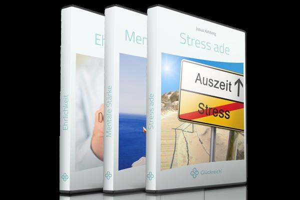 Mentaltrainingspaket - Ehrlichkeit | Stress Ade | Mentale Stärke